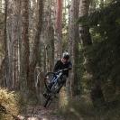 Wheelie i Forsbacka