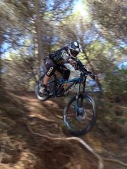 Downhill i Mijas