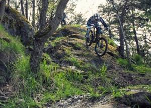 Downhill i Hammarbybacken. Bild från: http://ppfoto.se/