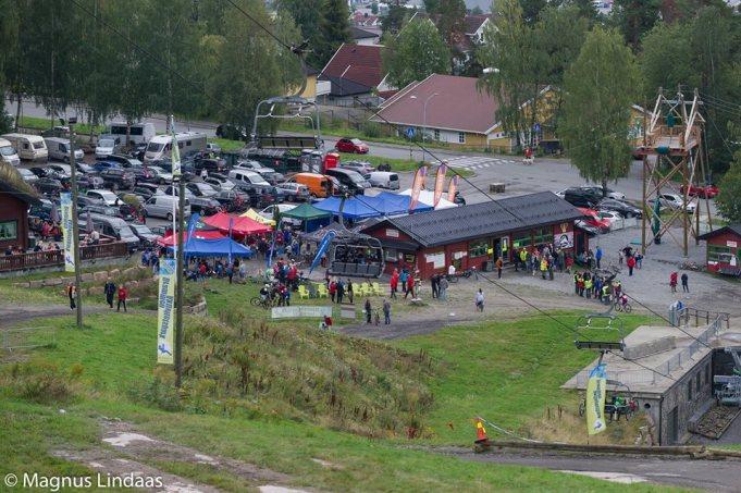 Race camp, Drammen