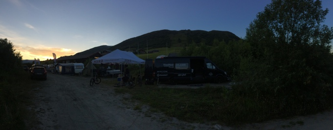 The Camp in Oppdal