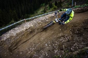 Berm in Morgins