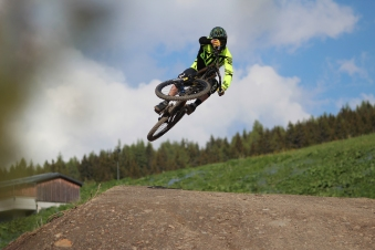 Flow jump in Schladming